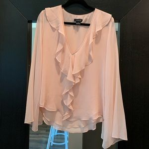 Trouve blouse from Nordstrom